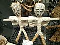 National Museum of Ethnology, Osaka - Spirit figures (Mushiokuri-no-Ningyô) - Nanto City, Toyama Pref. - Made in 1978.jpg