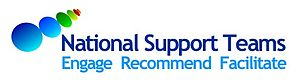 National Support Teams - Image: National Support Teams Engage Recommend Facilitate