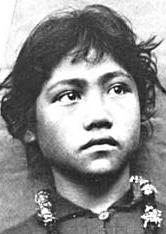 Native Hawaiian girl