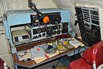Navigators station of C-133A Cargomaster (56-1999 - N199AB) (30278210552).jpg