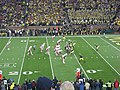 Nebraska vs. Michigan football 2013 02 (Michigan on offense).jpg