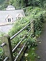 Necessary railings on the high path at Lynmouth - geograph.org.uk - 939728.jpg