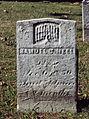 Neel (Samuel C.), Lebanon Church Cemetery, 2015-10-23, 01.jpg