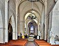 Nef de l'église saint Férréol.à Saint-Fargeau.jpg