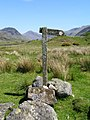 Neglected Footpath sign - geograph.org.uk - 1318551.jpg