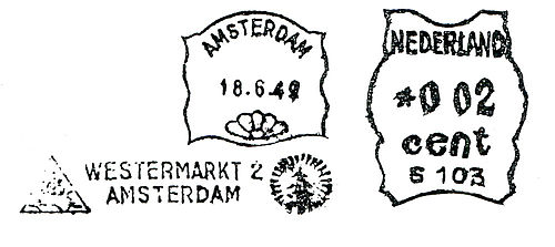 Netherlands stamp type H1.jpg