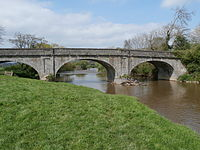 NewBridge RiverTaw BishopsTawton Devon.JPG