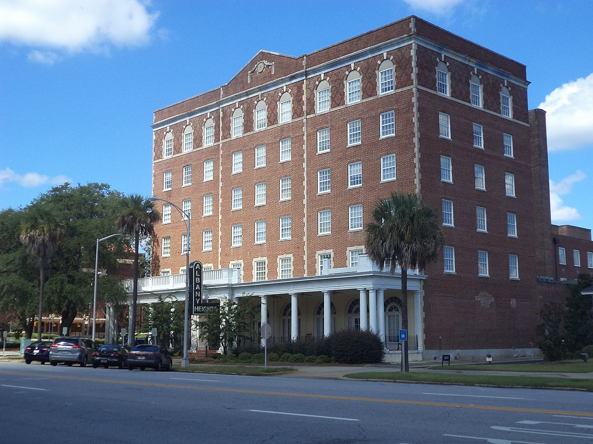 Albany Ga Hotels Near Darton College