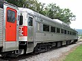 New Haven RDC 41 at Lincoln, August 2012.JPG