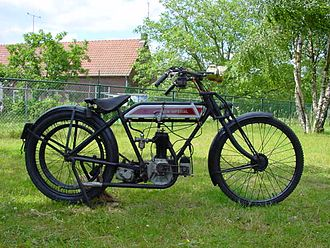 New Imperial Motors - 1920 New Imperial Light Tourist 300cc