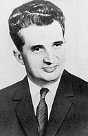 Nicolae Ceaușescu: Age & Birthday