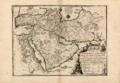 Nicolas de Fer 1720 Perse Georgie Natolie Arabies Egipte.png