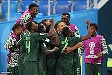 926cabeba52 Nigeria Vs Argentina at the 2018 FIFA World Cup. On 24 June ...