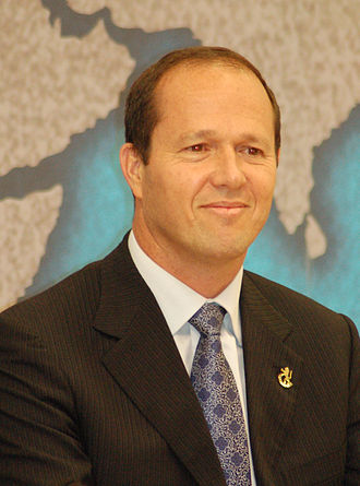 Mayor of Jerusalem - Image: Nir Barkat, Mayor of Jerusalem (4462290204) (cropped)