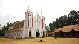 Christianity in Kerala - Niranam St.Mary's Church