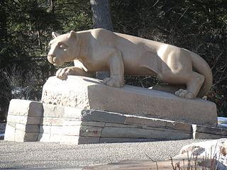<i>Nittany Lion Shrine</i>