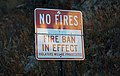 No Fires - Fire Ban in Effect - Colorado Mountains (31056122518).jpg