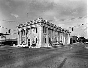 North Little Rock City Hall - HABS photo, 1981