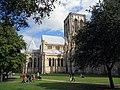 North side ^ tower of York Minster - geograph.org.uk - 2031749.jpg