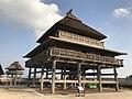Northern Inner City in Yoshinogari Historical Park 2.jpg