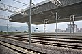 Northern end of Quanzhou Railway Station platfornm.jpg