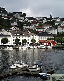 Tvedestrands kommun-Referenser-Fil:Norway Aust-Agder Tvedestrand Pier 2000