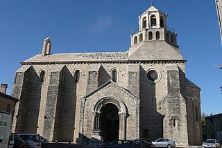 Notre-Dame-du-Lac Church church located in Vaucluse, in France