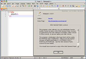 Notepad++ – Wikipédia