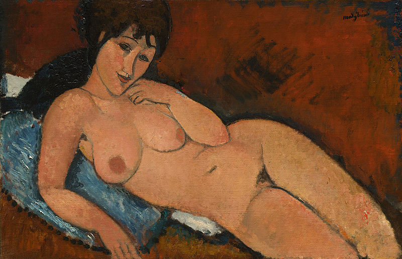 File:Nude on a Blue Cushion.jpg