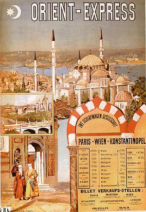 Orient-Express – Jewiki