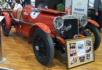 Officine Meccaniche - OM Superba 665 1929