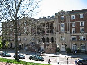 Jacob Lindley - Lindley Hall at Ohio University, named for Jacob Lindley