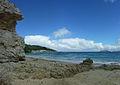 O Porto de Bares, deuxième barrière et île Coelleira.jpg