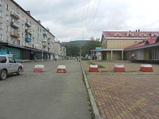 Obluchensky District District in Jewish Autonomous Oblast, Russia