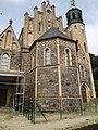Oderberg - kościół św. Mikołaja ( 1853 - 1855 ) - panoramio.jpg