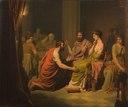 Odysseus before Alcinous, King of the Phaeacians (August Malmström) - Nationalmuseum - 117888.tif
