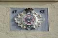 Oedekoven Wappen Tempelstraße 4 (01).png