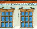 Ogród i pałac biskupów Krakowskich od strony ogrodu - detal.JPG