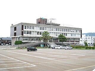 Ojiya, Niigata City in Chūbu, Japan