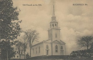 Union Church (Buckfield, Maine) United States historic place