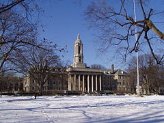 Old Main Snow PSU.JPG