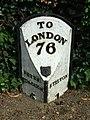 Old Milepost - geograph.org.uk - 1966422.jpg