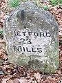 Old Milestone - geograph.org.uk - 1166721.jpg