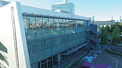 Old Shibuya Public Hall, November 3, 2015-2.JPG