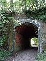 Old bridge on the dismantled Basingstoke and Alton Light Railway - geograph.org.uk - 237555.jpg
