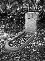 Olivewood Cemetery, Houston, Texas 0505101323BW (4590397770).jpg