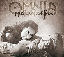 CD cover 'Musick and Poëtree' (Aug 2011)