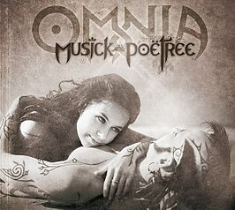 Cd-cover 'Musick and Poëtree' (aug. 2011)