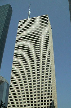 Architecture of Houston - One Shell Plaza