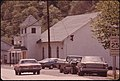 One of the Entrances to Chattaroy, West Virginia, near Williamson, Leads Past a Church of God 04-1974 (3907219928).jpg